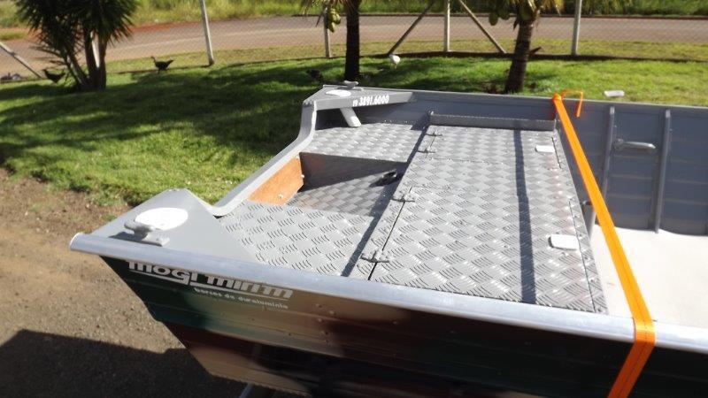 Embarcações personalizadas