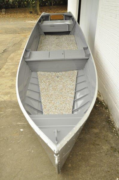Fabrica de barcos de alumínio