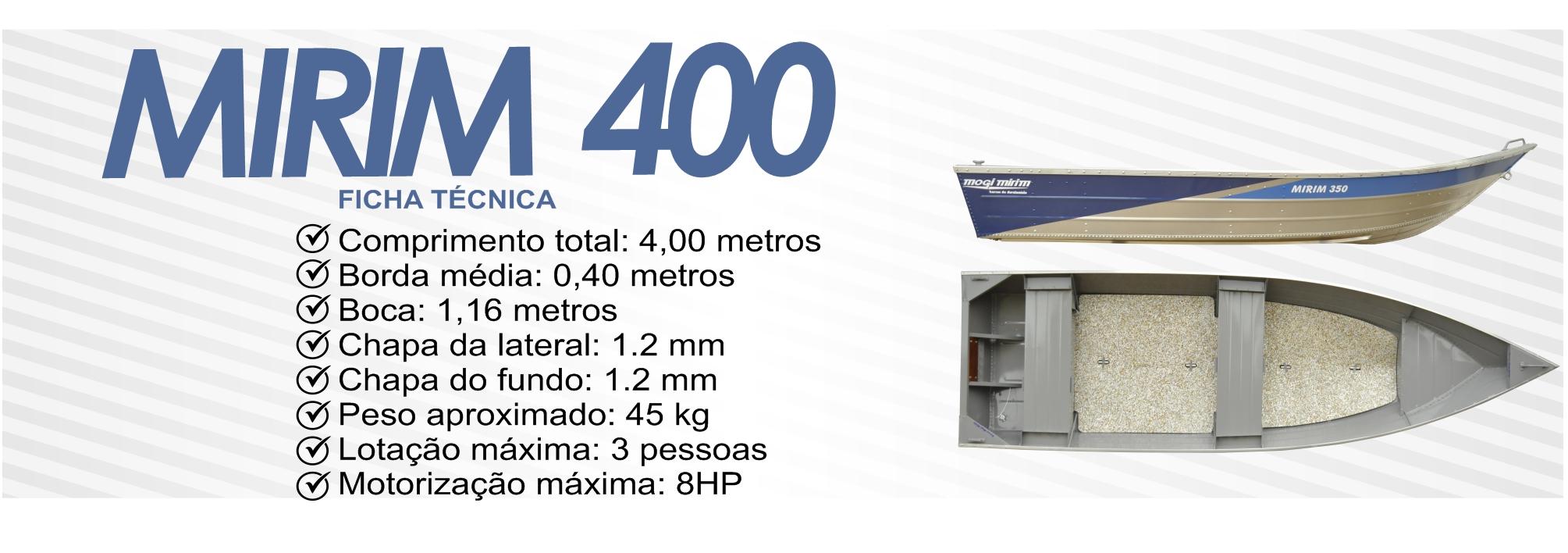 Mirim 300