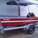 Barco para lazer