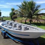 Barco para passeio