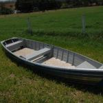 Loja de barco de alumínio