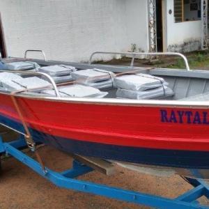 Barco para passeio valor